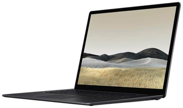 Microsoft Surface Laptop 3 13.5 VEF-00001, серебристый