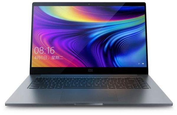 """Xiaomi Mi Notebook Pro 15.6"""" 2020 JYU4222CN, серый"""