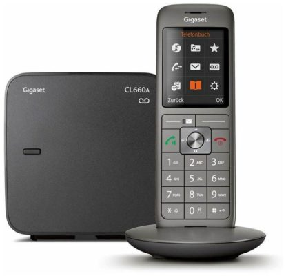 Gigaset CL660A anthracite
