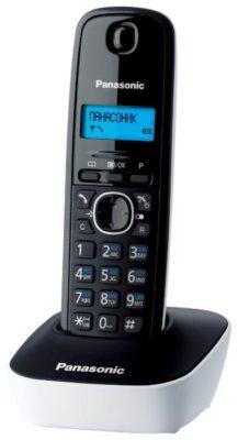 Panasonic KX-TG1611 сиреневый