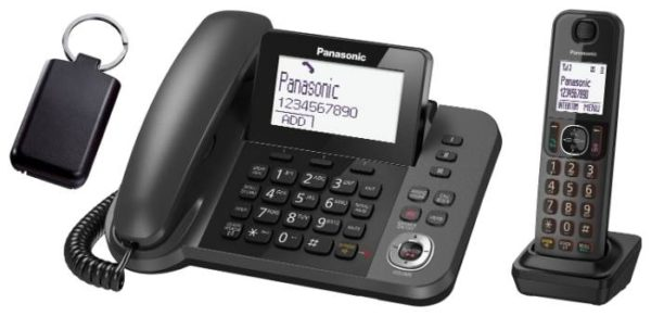 Panasonic KX-TGF320 черный