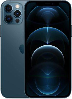 Apple iPhone 12 Pro 128GB, тихоокеанский синий