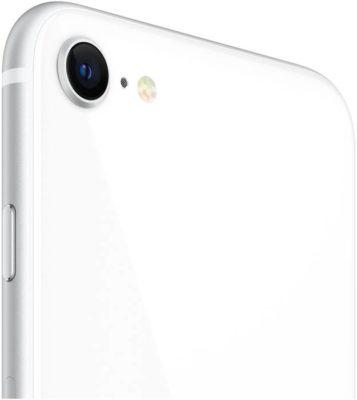 Apple iPhone SE 2020 64GB, белый, Slimbox