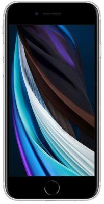Apple iPhone SE 2020 64GB, красный, Slimbox