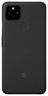 Google Pixel 4a 5G, черный