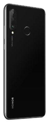 HONOR 20 Lite 4/128GB (RU), полночный черный
