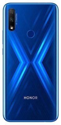 HONOR 9X 4/128GB, сапфировый синий