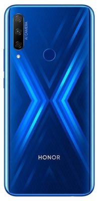 HONOR 9X Premium 6/128GB, изумрудно-зеленый