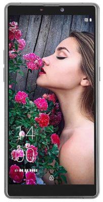 Highscreen Max 3 4/64GB, красный