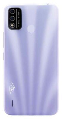 Itel A48, фиолетовый