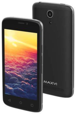 MAXVI MS401, черный