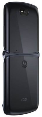 Motorola Razr 5G, графитовый черный