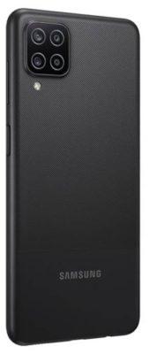 Samsung Galaxy A12 4/64GB, черный