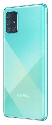 Samsung Galaxy A71 6/128GB, голубой