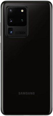 Samsung Galaxy S20 Ultra 5G 12/128GB, белый