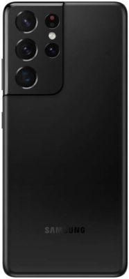Samsung Galaxy S21 Ultra 5G 12/256GB, Серебряный фантом