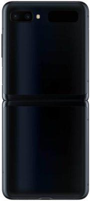 Samsung Galaxy Z Flip, черный