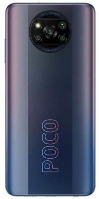 Xiaomi Poco X3 Pro 6/128GB, phantom black