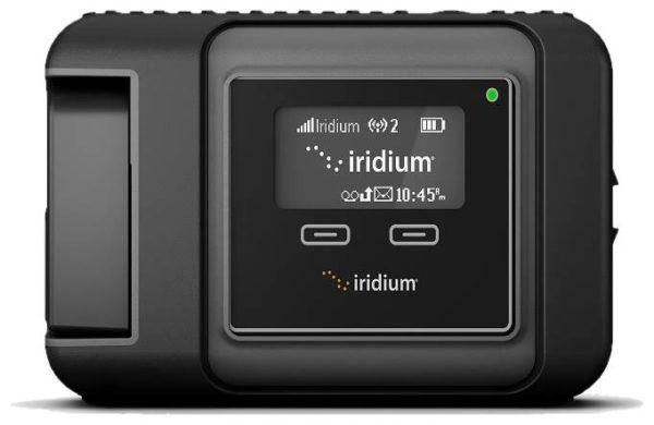 Iridium GO! черный