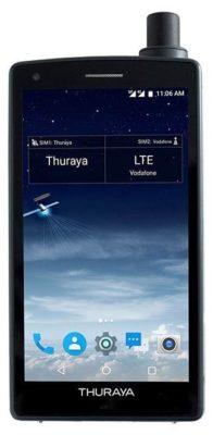 Thuraya X5-Touch черный