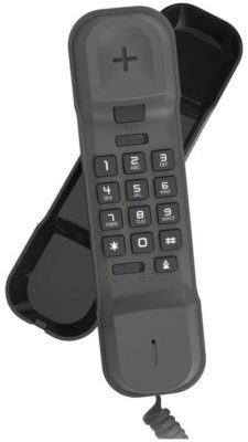 Alcatel T06 black