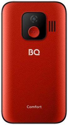 BQ 2301 Comfort, красный/черный
