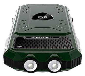 BQ 2819 Tank Quattro, черный