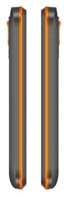 DIGMA Linx S240, серый / оранжевый