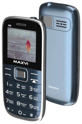 MAXVI B6, черный