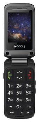 Nobby 240C, черный