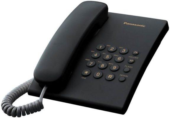 Panasonic KX-TS2350 черный