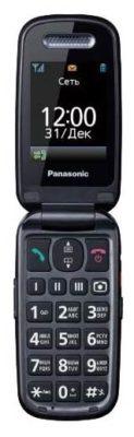 Panasonic KX-TU456RU, синий