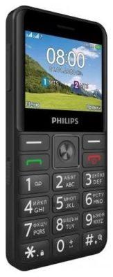 Philips Xenium E207, синий