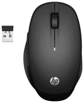 HP Dual Mode Black Mouse 300