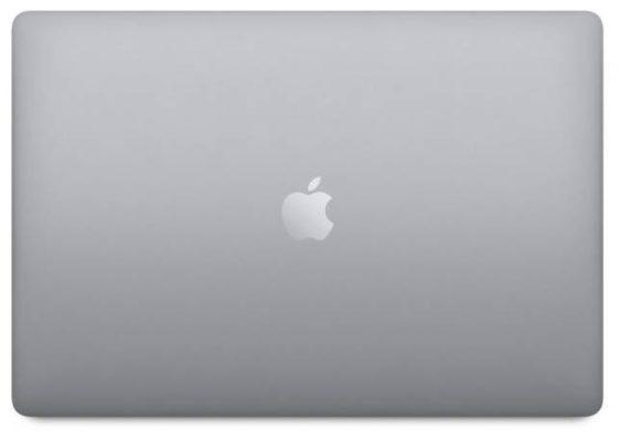 Apple MacBook Pro 16 Late 2019 Z0XZ001FQ, серый