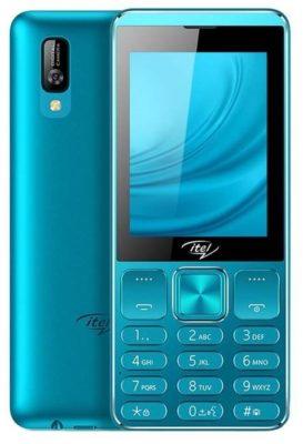 Itel it6320, голубой