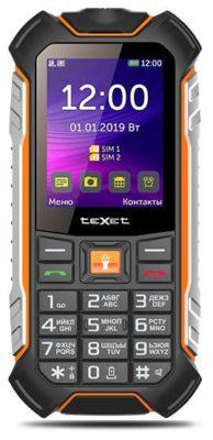 teXet TM-530R, черный