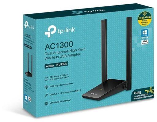 TP-LINK Archer T4U Plus