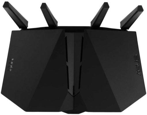 ASUS RT-AX82U, черный