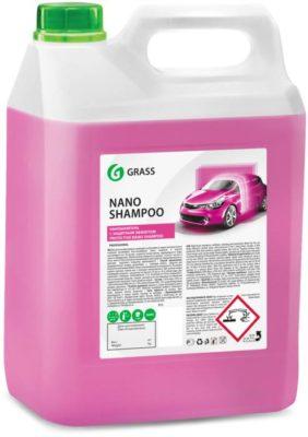 Grass Автошампунь для ручной мойки Nano Shampoo 1 мл