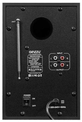 Ginzzu GM-406 черный