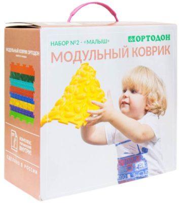 Ортодон Набор 2 Малыш ОРТОДОН_25М