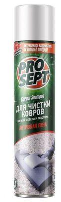 TUBA Сухая пена-аэрозоль для чистки ковров