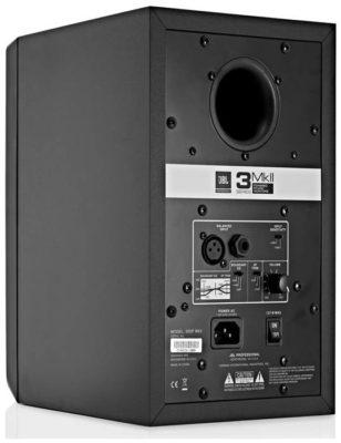JBL 305P MkII black 1
