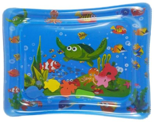 Развивающий детский водный коврик «Черепаха»