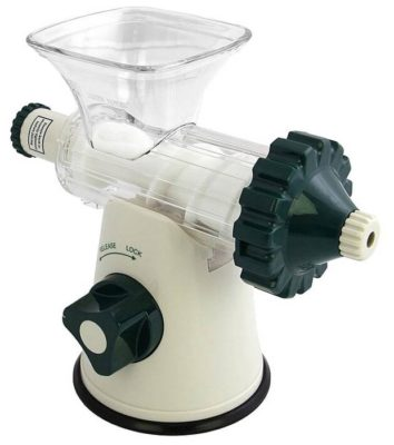 Lexen Healthy Juicer Manual GP27