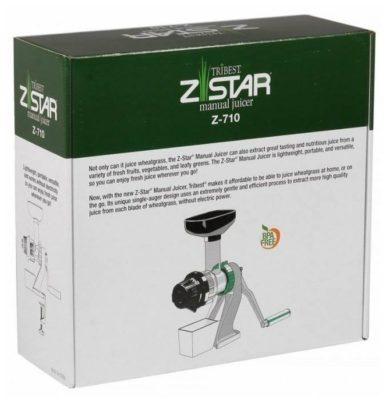 Tribest Z-Star Z-710