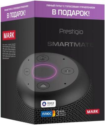 Prestigio Smartmate Маяк Edition, черный