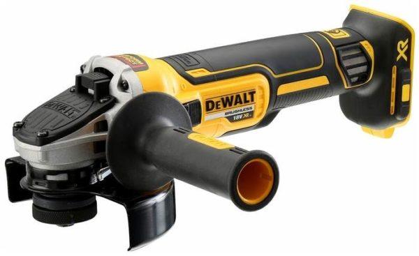 DeWALT DCG405N, 125 мм