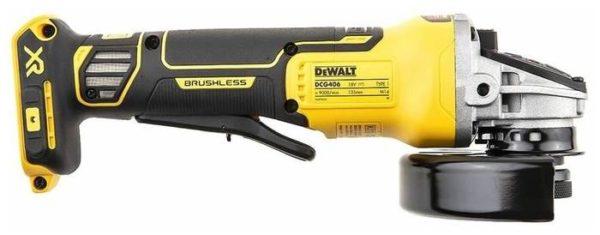 УШМ DeWALT DCG406N, 125 мм, без аккумулятора